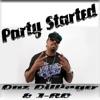 Party Started - Single, Daz Dillinger & J-Ro
