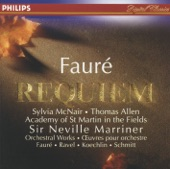 Requiem, Op. 48: III. Sanctus artwork