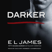 Download Darker: Fifty Shades Darker as Told by Christian (Unabridged) Audio Book