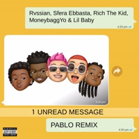 Pablo (feat. Moneybagg Yo & Lil Baby) [Remix] - Single - Rvssian, Sfera Ebbasta & Rich The Kid