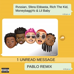 Pablo (feat. Moneybagg Yo & Lil Baby) [Remix] - Single Mp3 Download