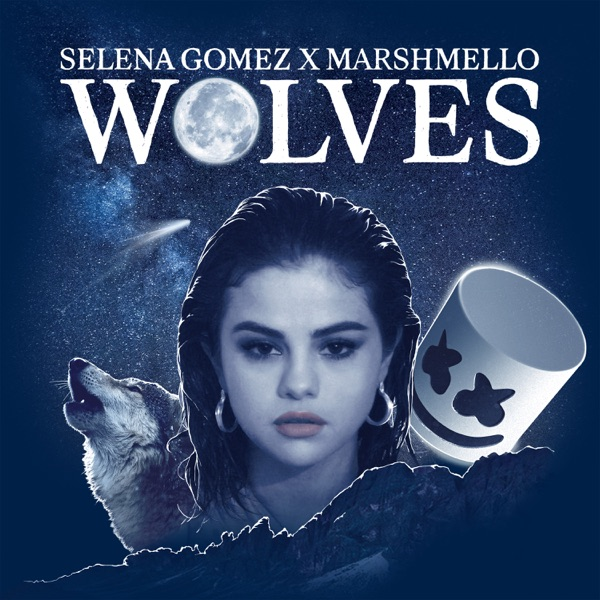 Cover art for Wolves
