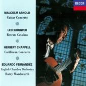 Barry Wordsworth - Brouwer: Retrats Catalans - 1. F. Mompou (La Puesia)