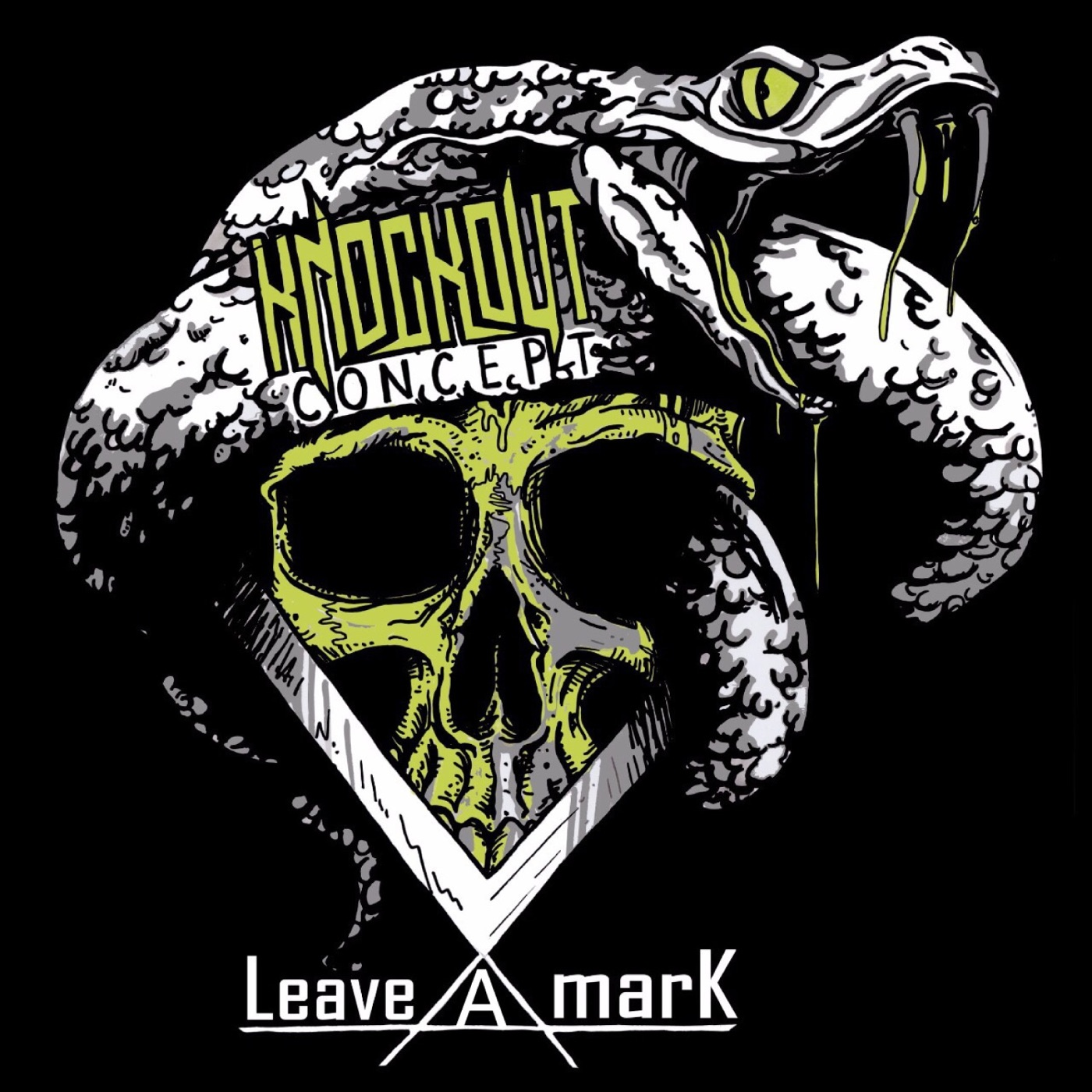 Knockout Concept – Leave A Mark [EP] (2018)