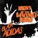 Night of the Living Dead - Black Adidas