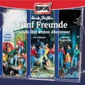 3er Box, Vol.1: Fünf Freunde erleben ihre ersten Abenteuer
