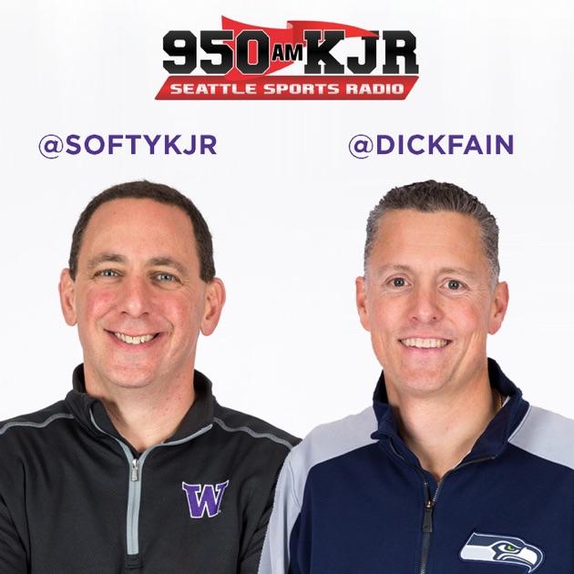 Dave  Softy  Mahler and Dick Fain by 950 KJR on Apple Podcasts e02ca7400