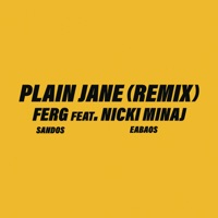 Plain Jane (Remix) [feat. Nicki Minaj] - Single Mp3 Download