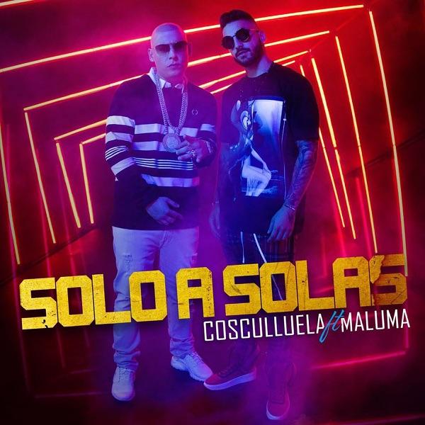 Solo a Solas (feat. Maluma) - Single