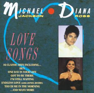 Lionel Richie, Diana Ross, Michael Jackson & Jackson 5 - Love Songs