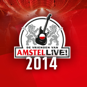 Verschillende artiesten - De Vrienden van Amstel LIVE! 2014