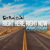 Right Here Right Now Friction One in the Jungle Remix Single