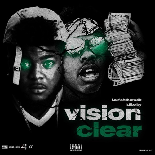 Lavish the MDK - Vision Clear (feat. Lil Baby) - Single