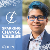 Sparking Change with Dil podcast