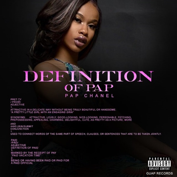 The Definition of P.A.P - EP