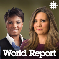 Podcast cover art for CBC News: World Report