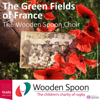 The Wooden Spoon Choir - The Green Fields of France artwork