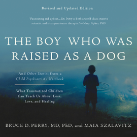 The Boy Who Was Raised as a Dog: And Other Stories from a Child Psychiatrist's Notebook - What Traumatized Children Can Teach Us About Loss, Love, and Healing (Unabridged) audiobook
