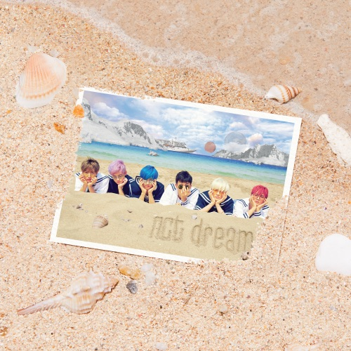 NCT DREAM - We Young - The 1st Mini Album