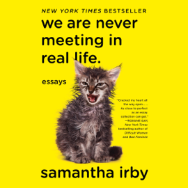 We Are Never Meeting in Real Life: Essays (Unabridged) audiobook