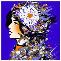 DJ OKAWARI - Perfect Blue artwork