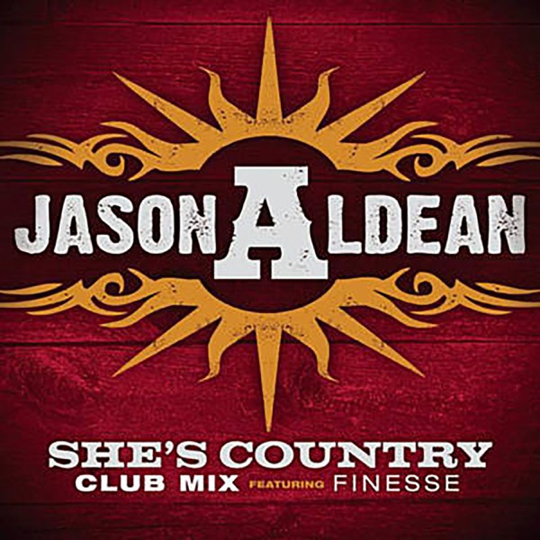 She's Country (Club Mix) - Single