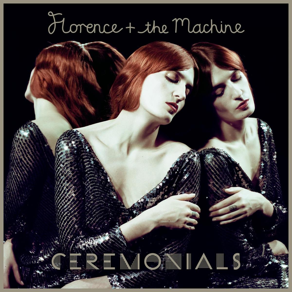 Resultado de imagem para florence and the machine ceremonials album cover