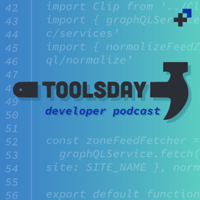 Podcast cover art for Toolsday