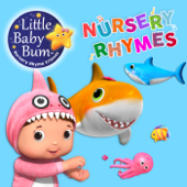 Baby Shark (Instrumental) - Little Baby Bum Nursery Rhyme Friends