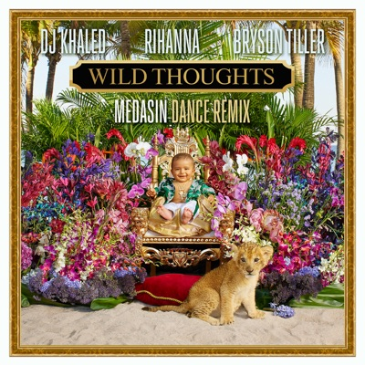 Cover art for Wild Thoughts