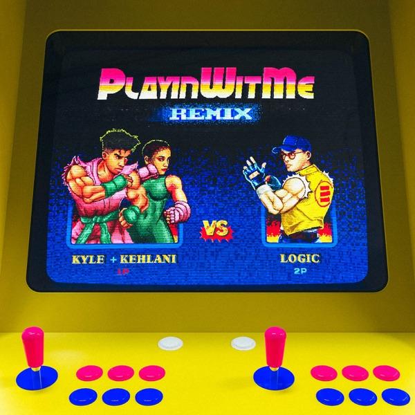 Playinwitme (Remix) [feat. Logic and Kehlani] - Single