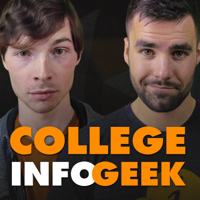 Podcast cover art for The College Info Geek Podcast: Study Tips & Advice for Students