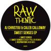 AJ Christou & Caleb Calloway - Respiration ilustración