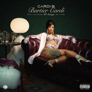Cardi B - Bartier Cardi feat. 21 Savage