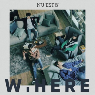 W, Here – EP – NU'EST W