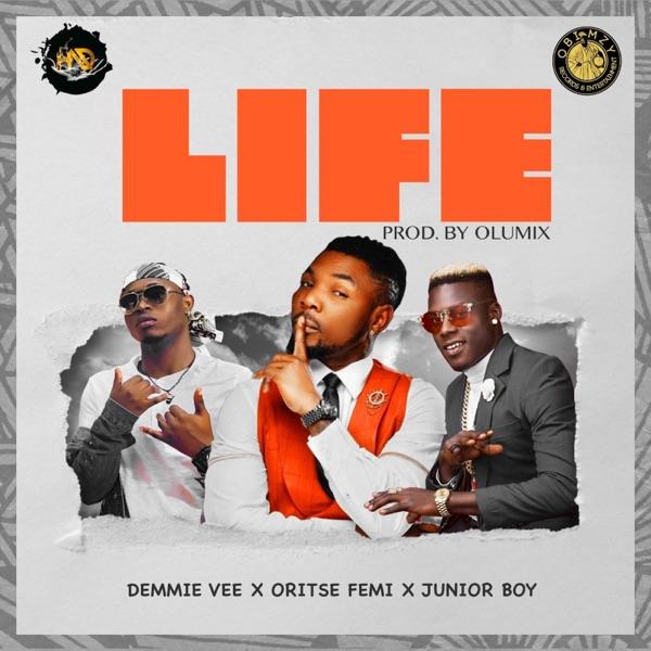 Life (feat. Oritse Femi & Junior Boy) - Single