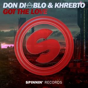 Don Diablo & Khrebto - Got the Love (Extended Mix)
