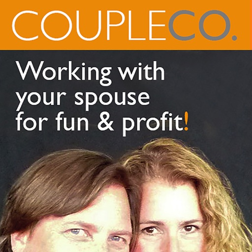 Cover image of CoupleCo: Working With Your Spouse For Fun & Profit