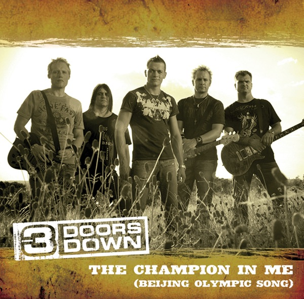 The Champion In Me - Single