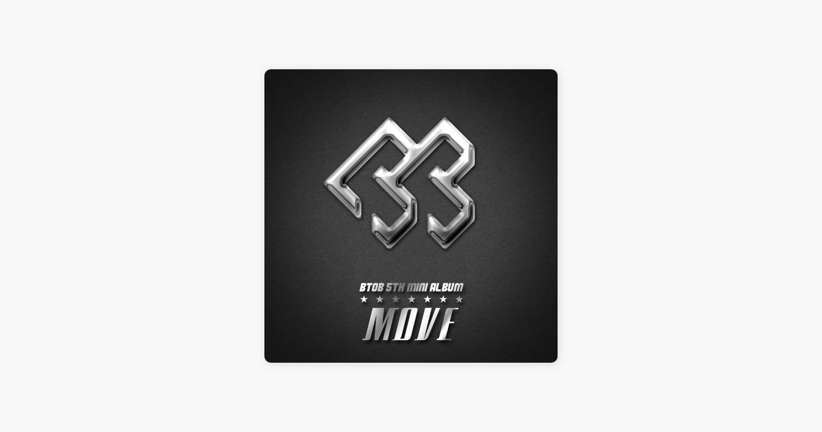 Move Ep By Btob On Apple Music