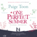 Paige Toon - One Perfect Summer (Unabridged)