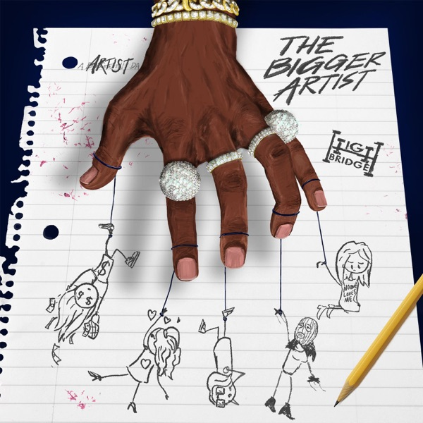 The Bigger Artist A Boogie wit da Hoodie album cover