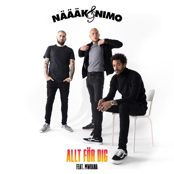 Allt för dig (feat. Mwuana) - Single