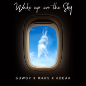 Wake Up in the Sky - Gucci Mane, Bruno Mars & Kodak Black cover.