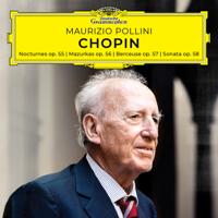 Chopin: Nocturnes, Mazurkas, Berceuse, Sonata, Op. 55-58