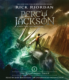 The Lightning Thief: Percy Jackson and the Olympians: Book 1 (Unabridged) - Rick Riordan MP3 Download