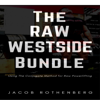 Jacob Rothenberg - The Raw Westside Bundle: Using the Conjugate Method for Raw Powerlifting (Unabridged)  artwork