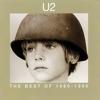 U2 - The Best of 1980-1990 artwork
