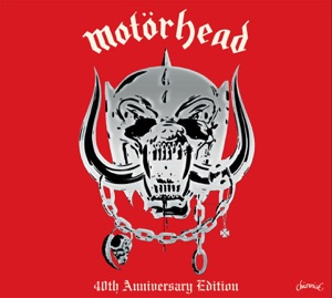 Motörhead 40th Anniversary Edition