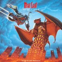 Meat Loaf - Bat Out of Hell II - Back Into Hell artwork